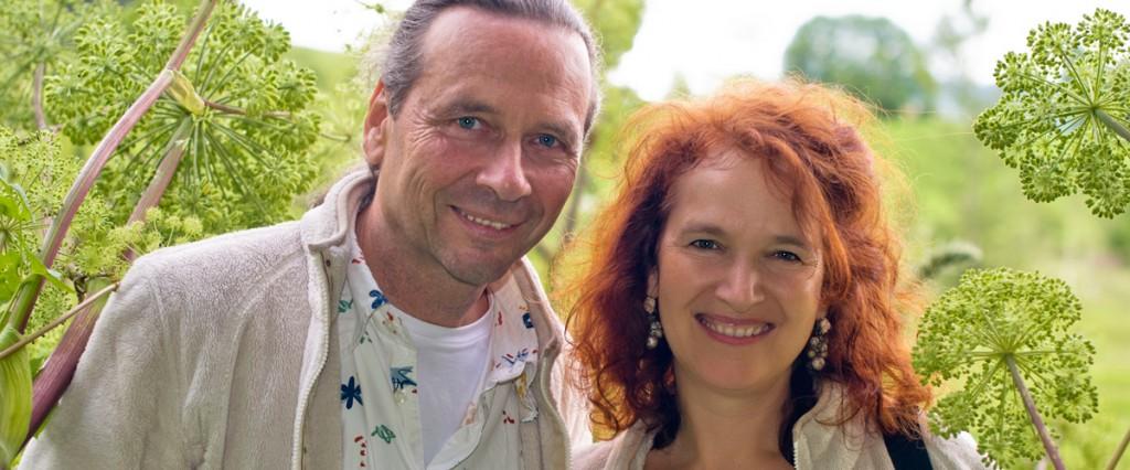 Christian Bollmann und Jutta Reichardt